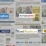 Los medios de comunicación informan del lanzamiento de Fynkus