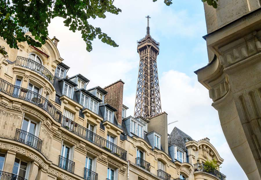 La gestión de finca en Francia
