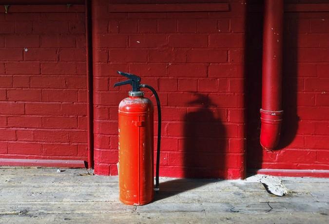 Cómo proteger la comunidad de propietarios de un incendio