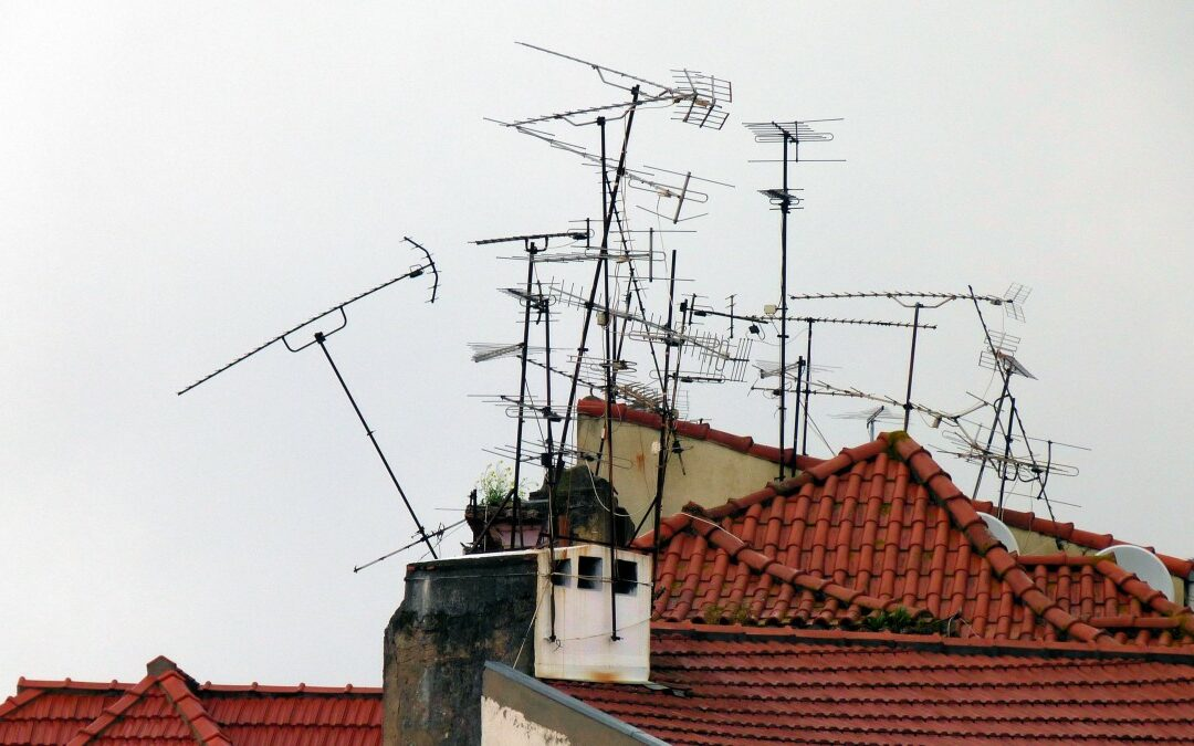 De la TDT al 5G, nuevo lío con las antenas de televisión